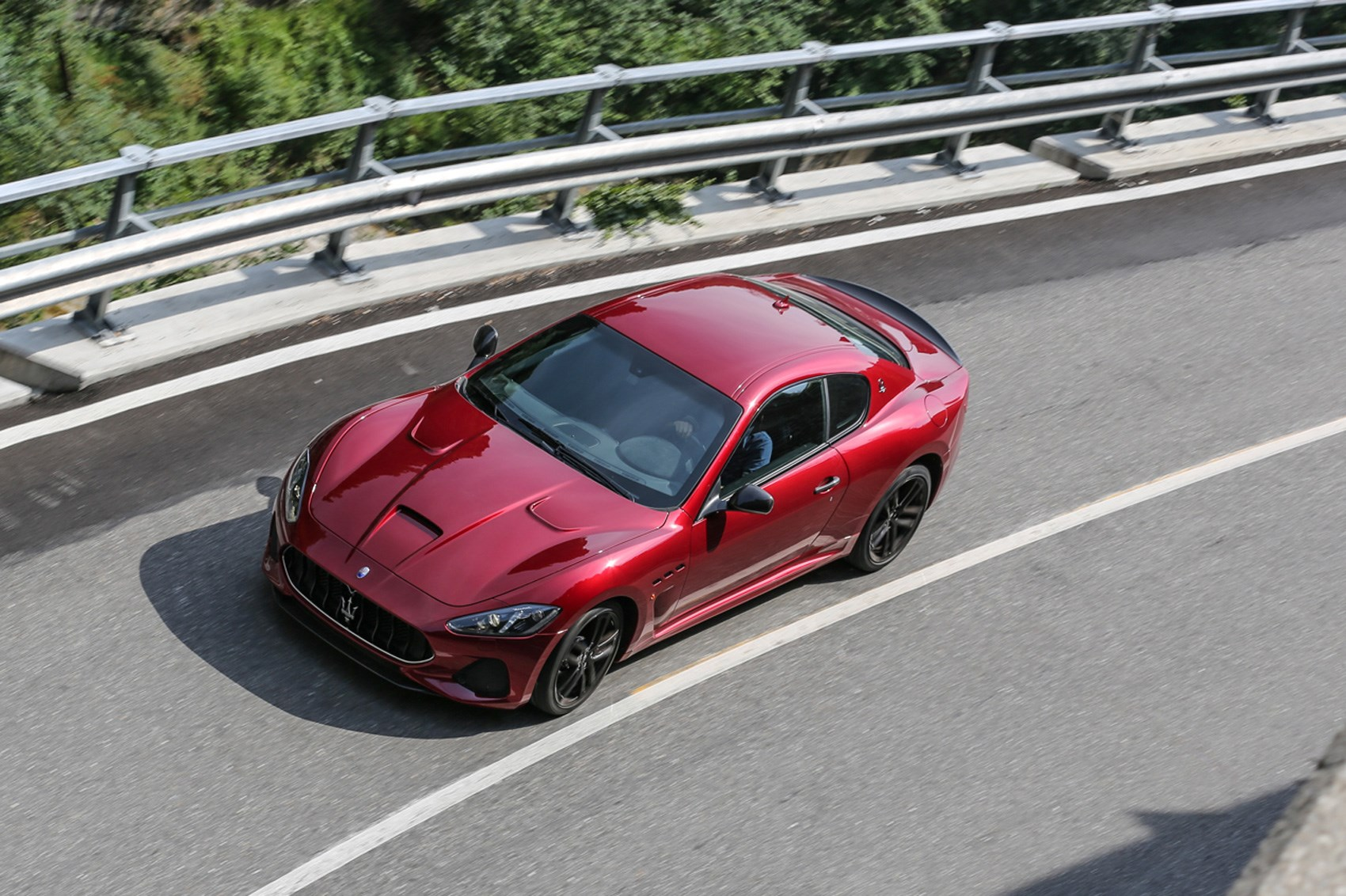 Maserati GranTurismo 2018 model year