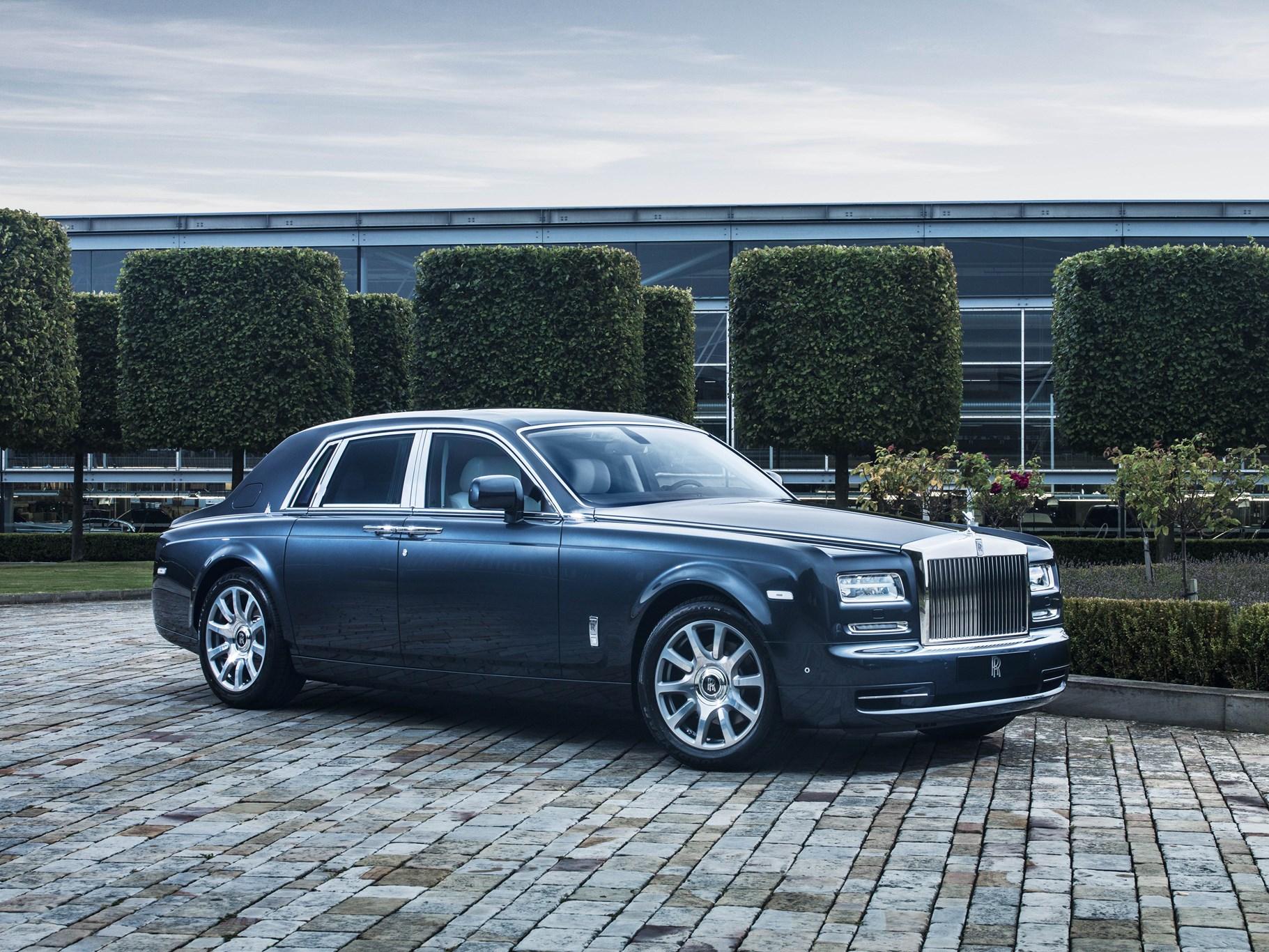 Rolls-Royce Phantom   CAR Magazine