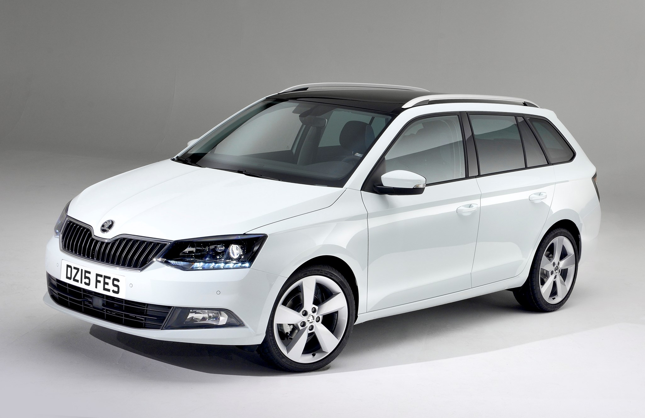 skoda fabia by car magazine. Black Bedroom Furniture Sets. Home Design Ideas