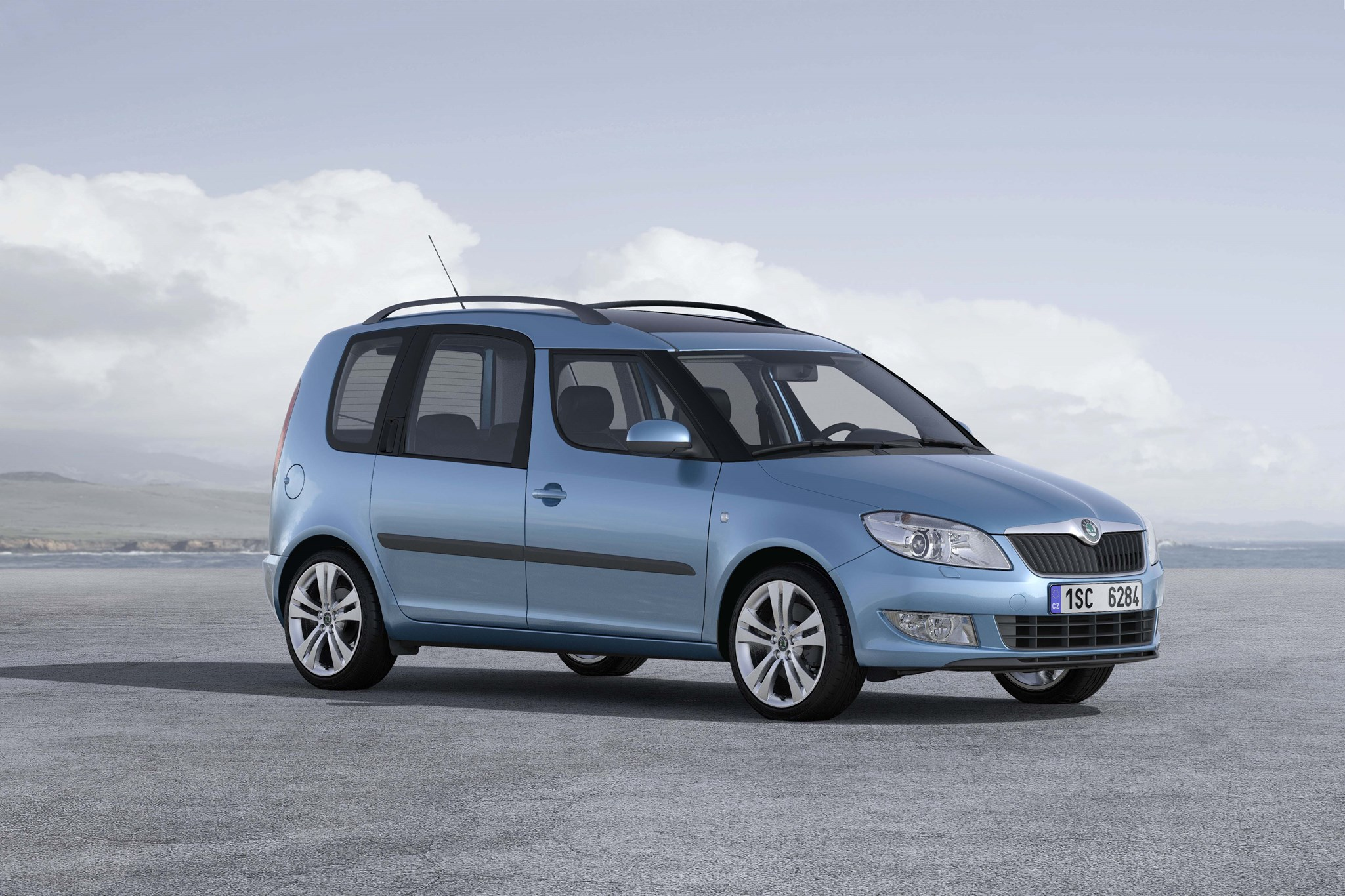 Skoda Roomster By Car Magazine