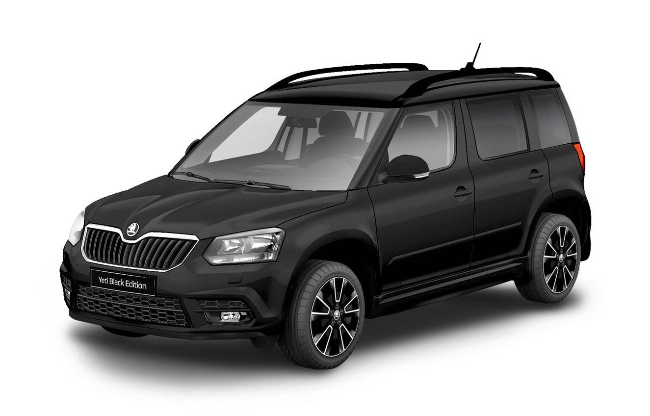 Skoda Yeti By Car Magazine