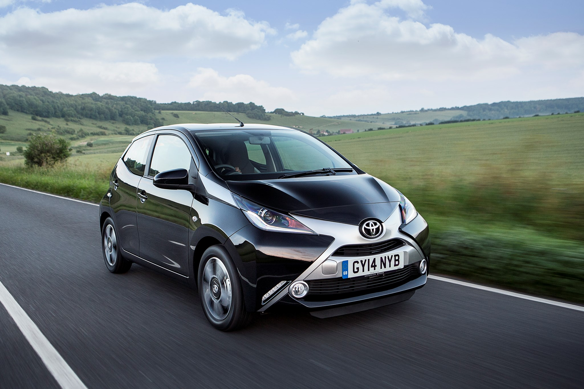 Toyota Aygo By Car Magazine