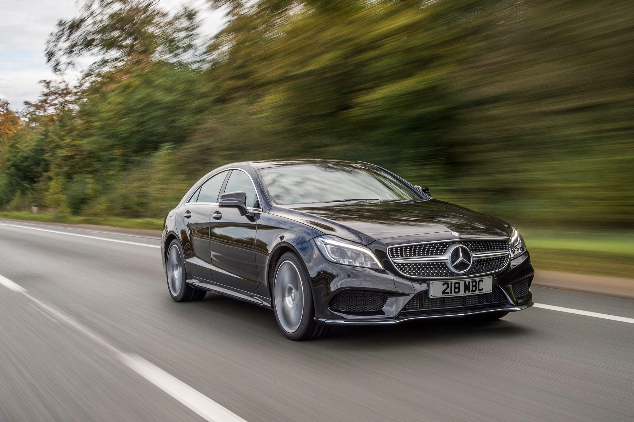 Mercedes Cls Car Magazine