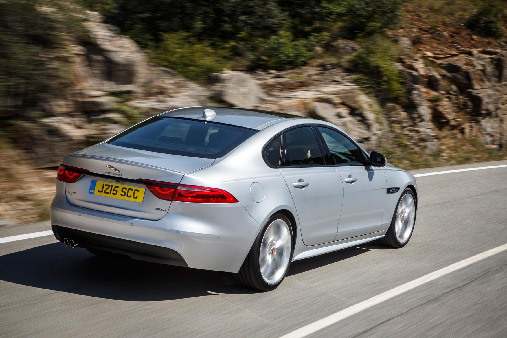 Jaguar XF | CAR Magazine