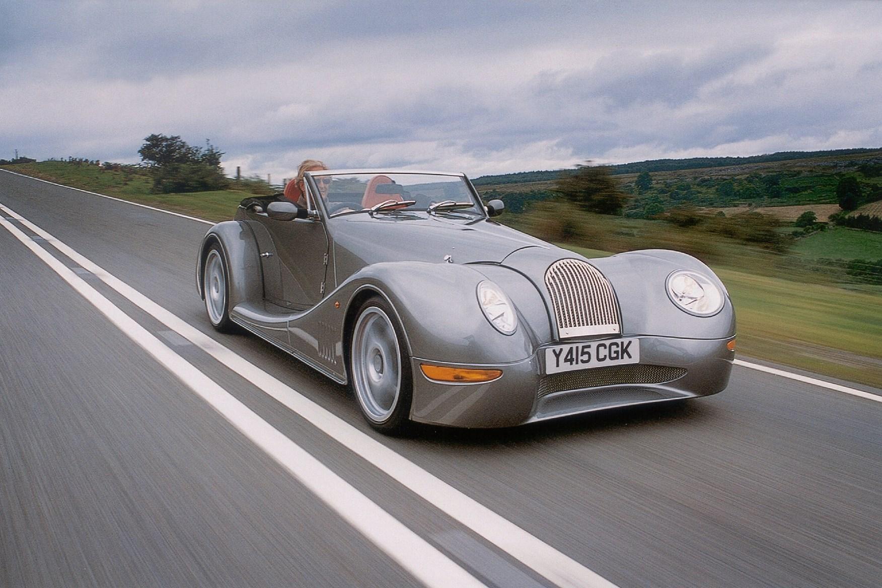 Morgan Aero 8 Car Magazine