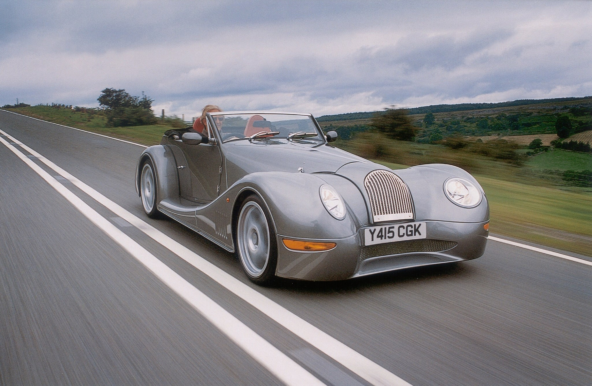 Morgan aero 8 by car magazine for The morgan