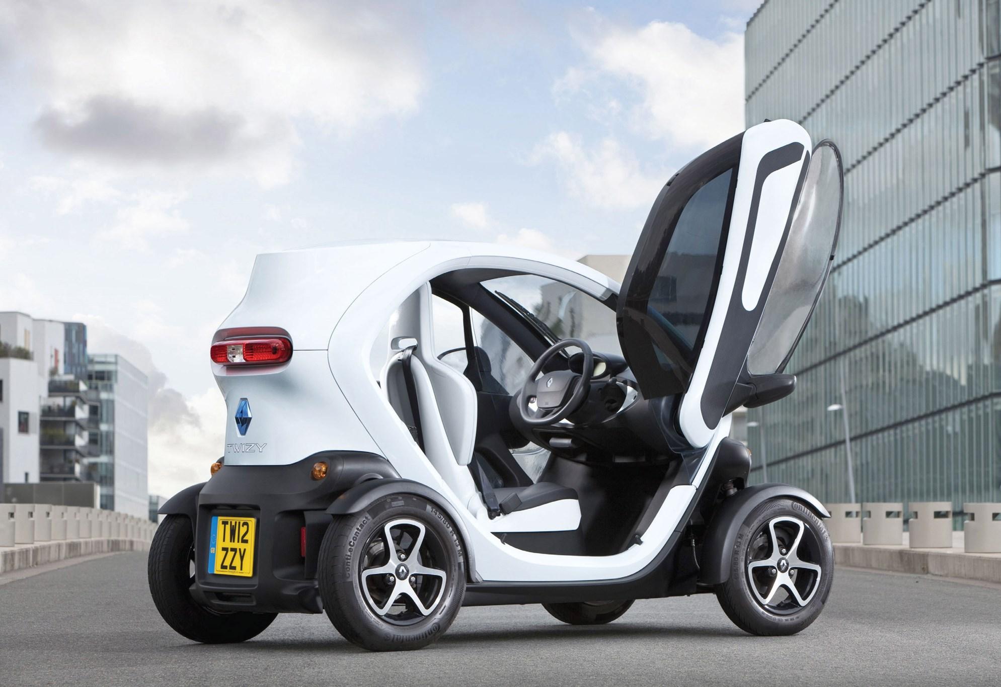 Renault Twizy by CAR Magazine