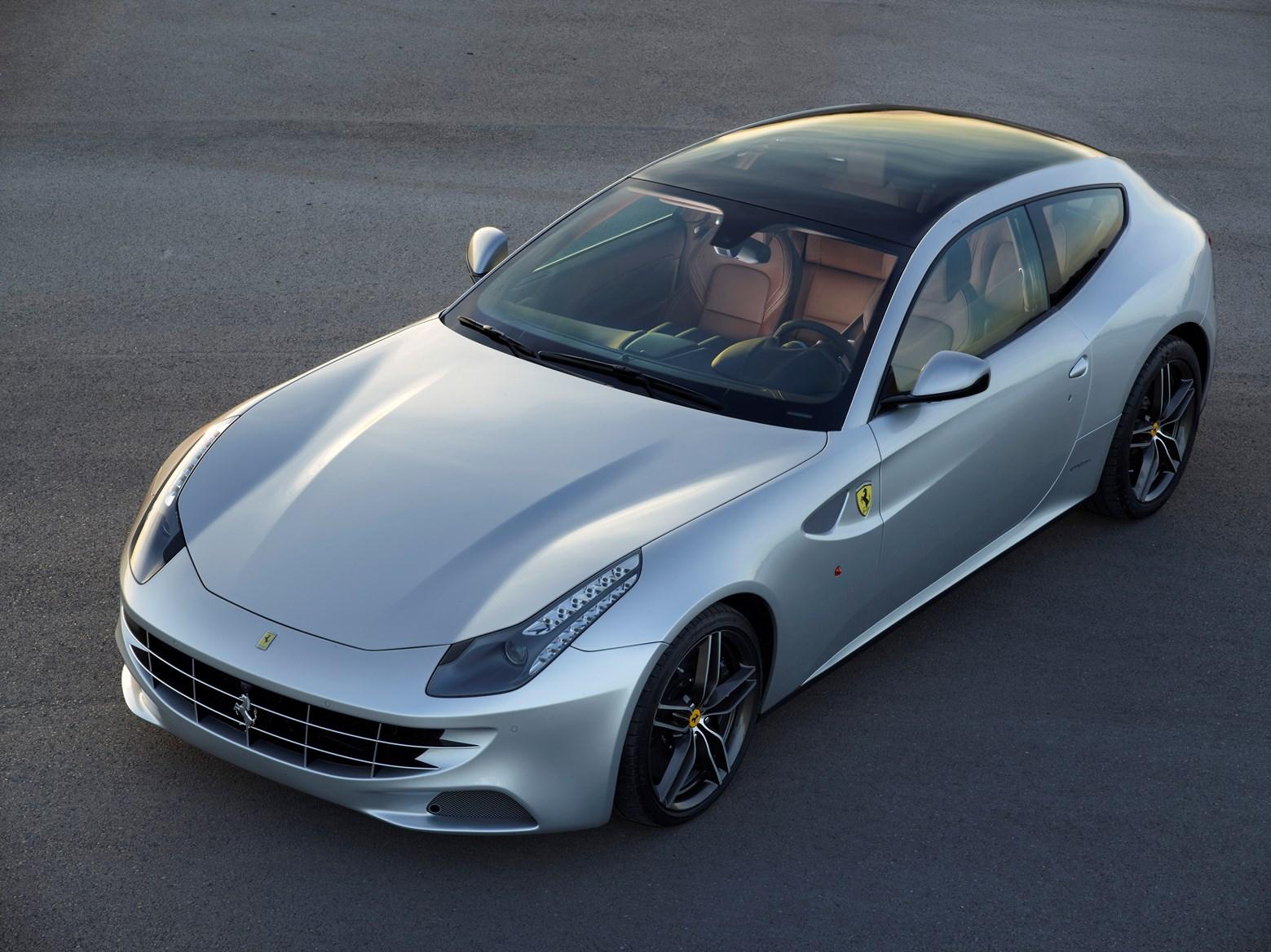 Ferrari Ff Car Magazine