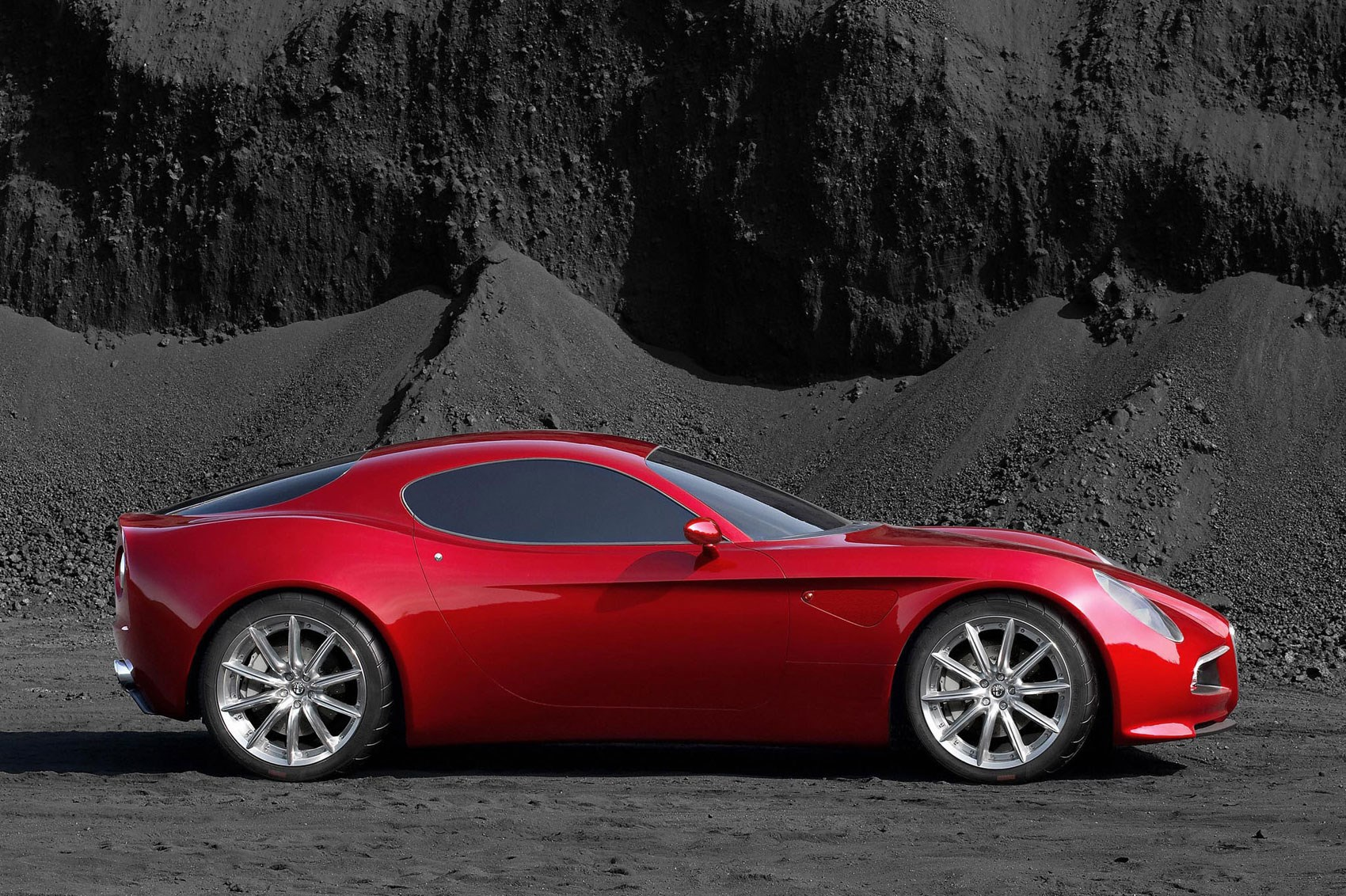Alfa Romeo 8c By Car Magazine