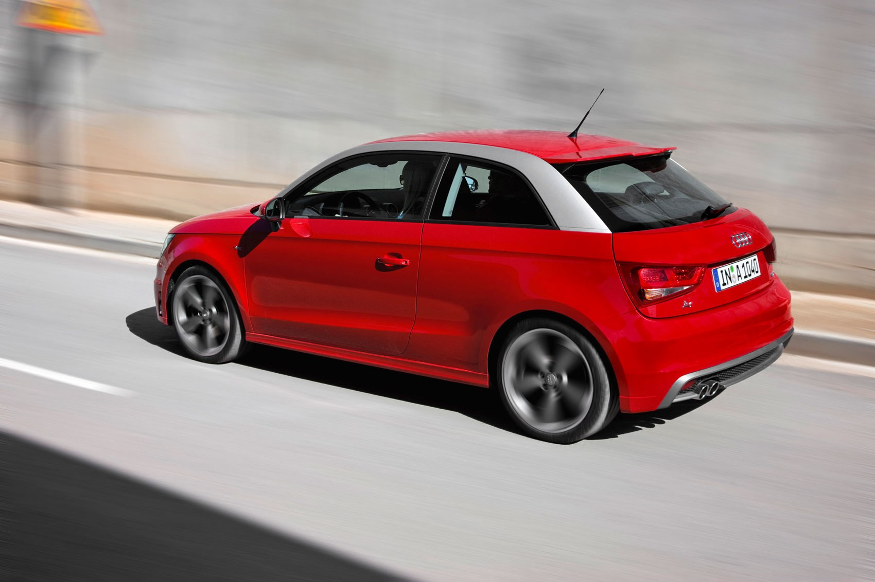 Audi A1 by CAR Magazine