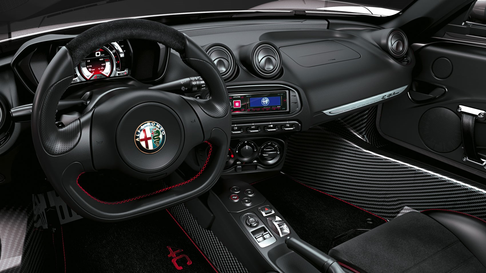 alfa romeo 4c by car magazine. Black Bedroom Furniture Sets. Home Design Ideas