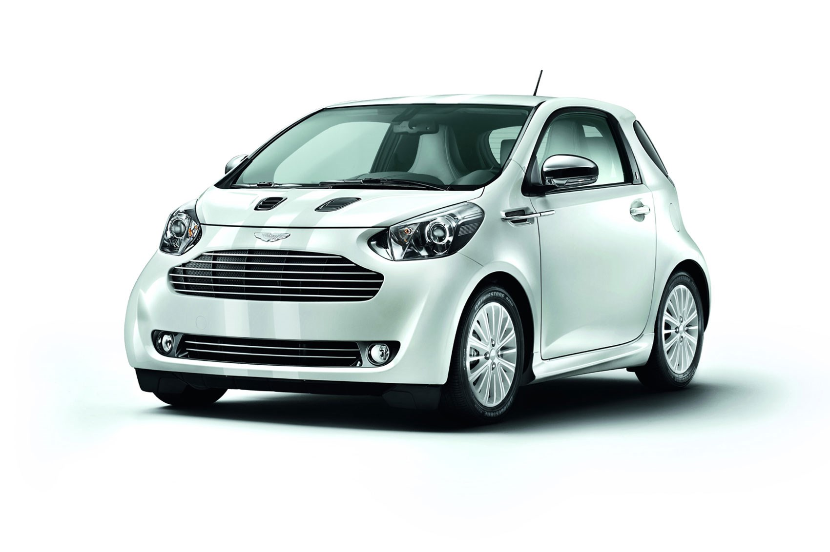 Aston Martin Cygnet CAR Magazine - Aston martin under 20k