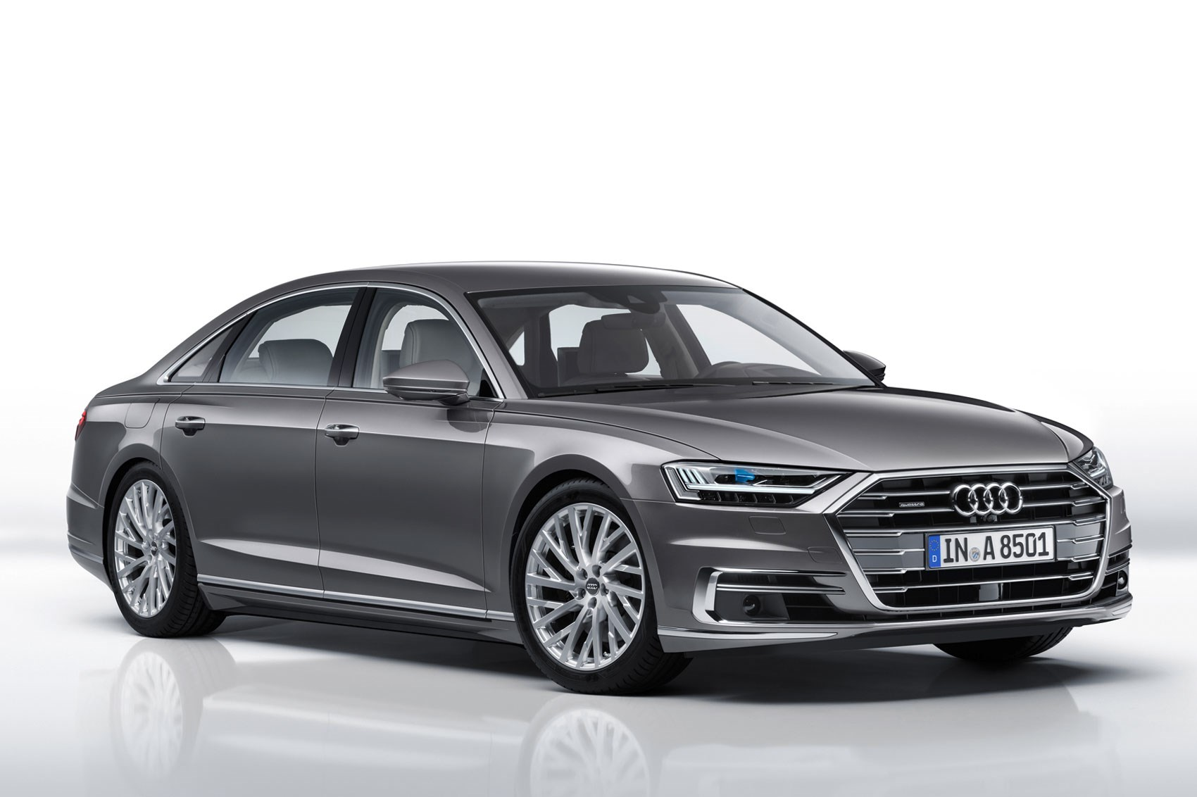 Audi A8 By Car Magazine