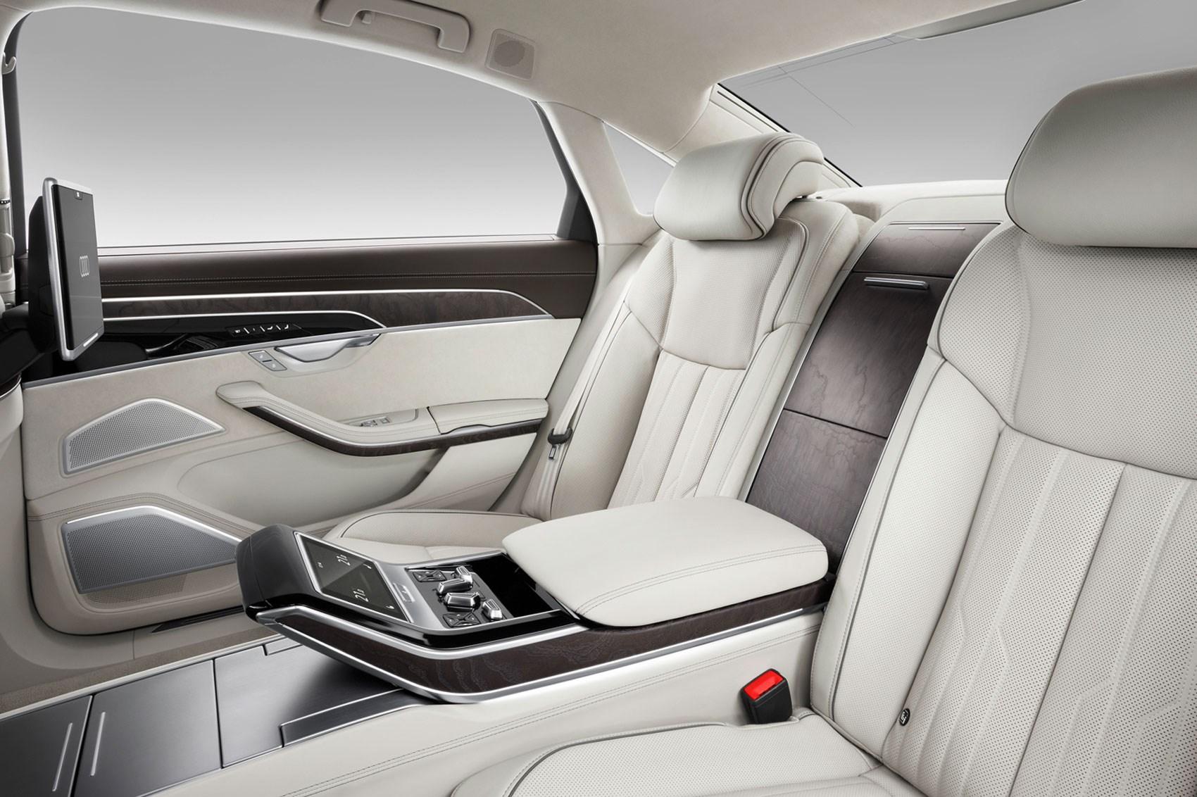 Audi A8 Car Magazine