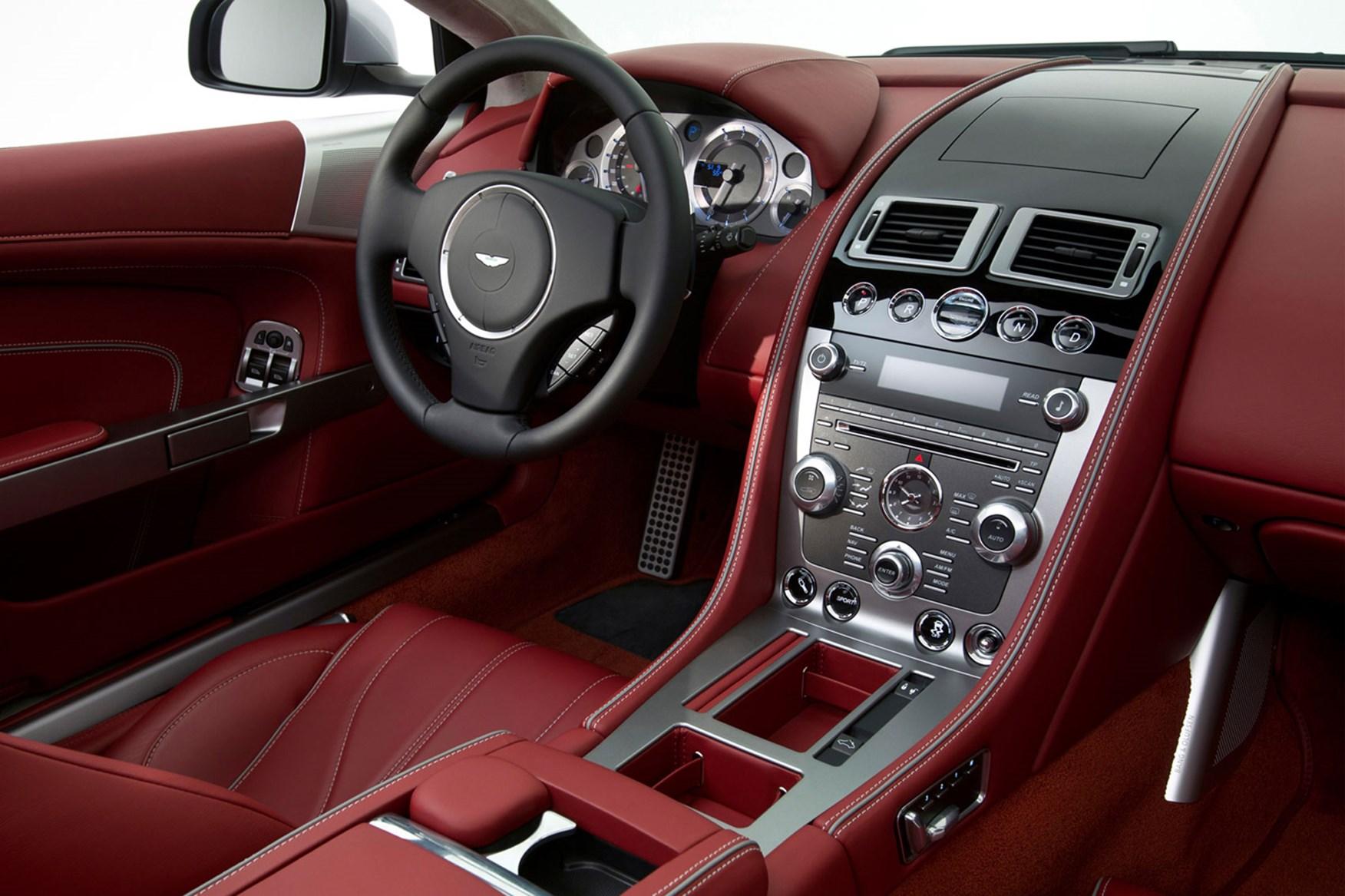Aston Martin DB9 by CAR Magazine