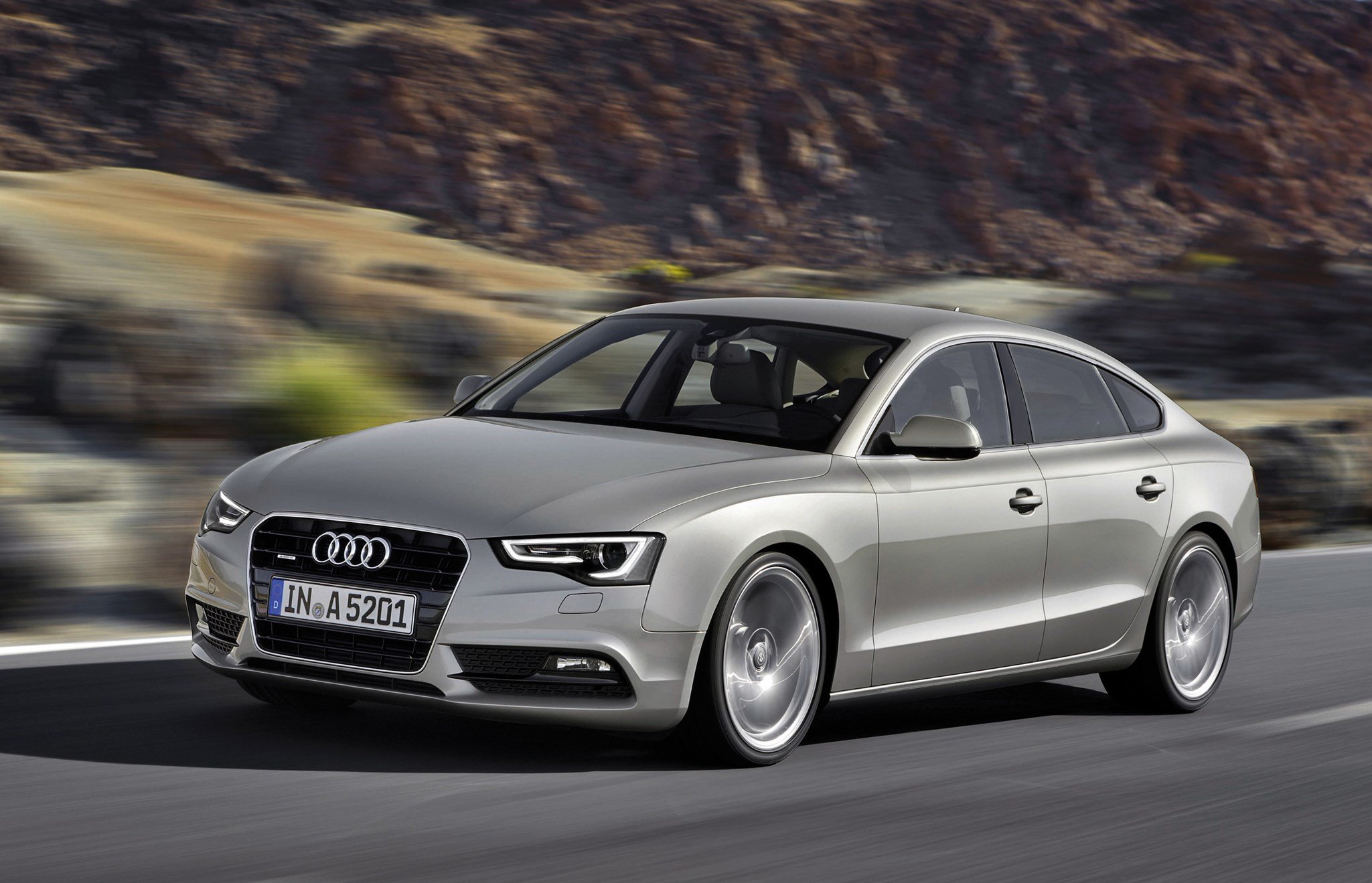 audi a5 by car magazine. Black Bedroom Furniture Sets. Home Design Ideas