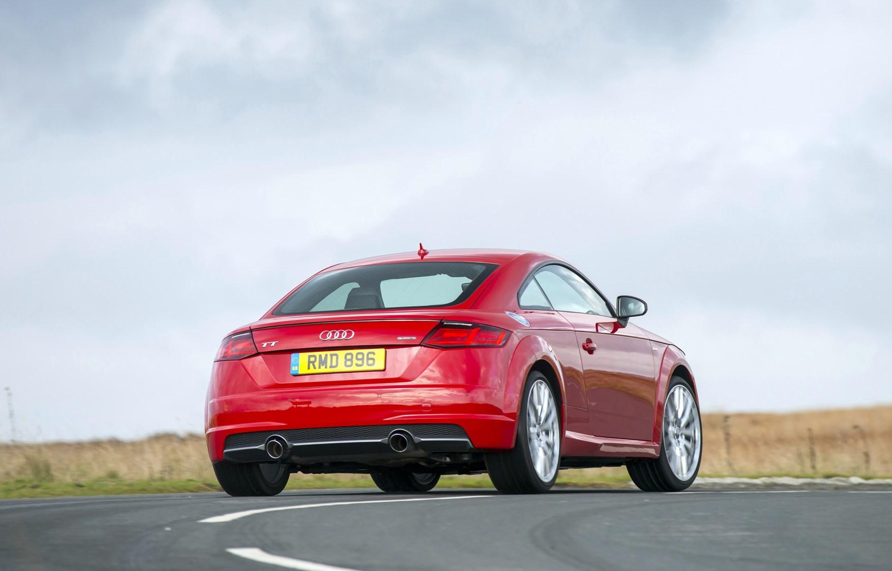 Audi TT by CAR Magazine