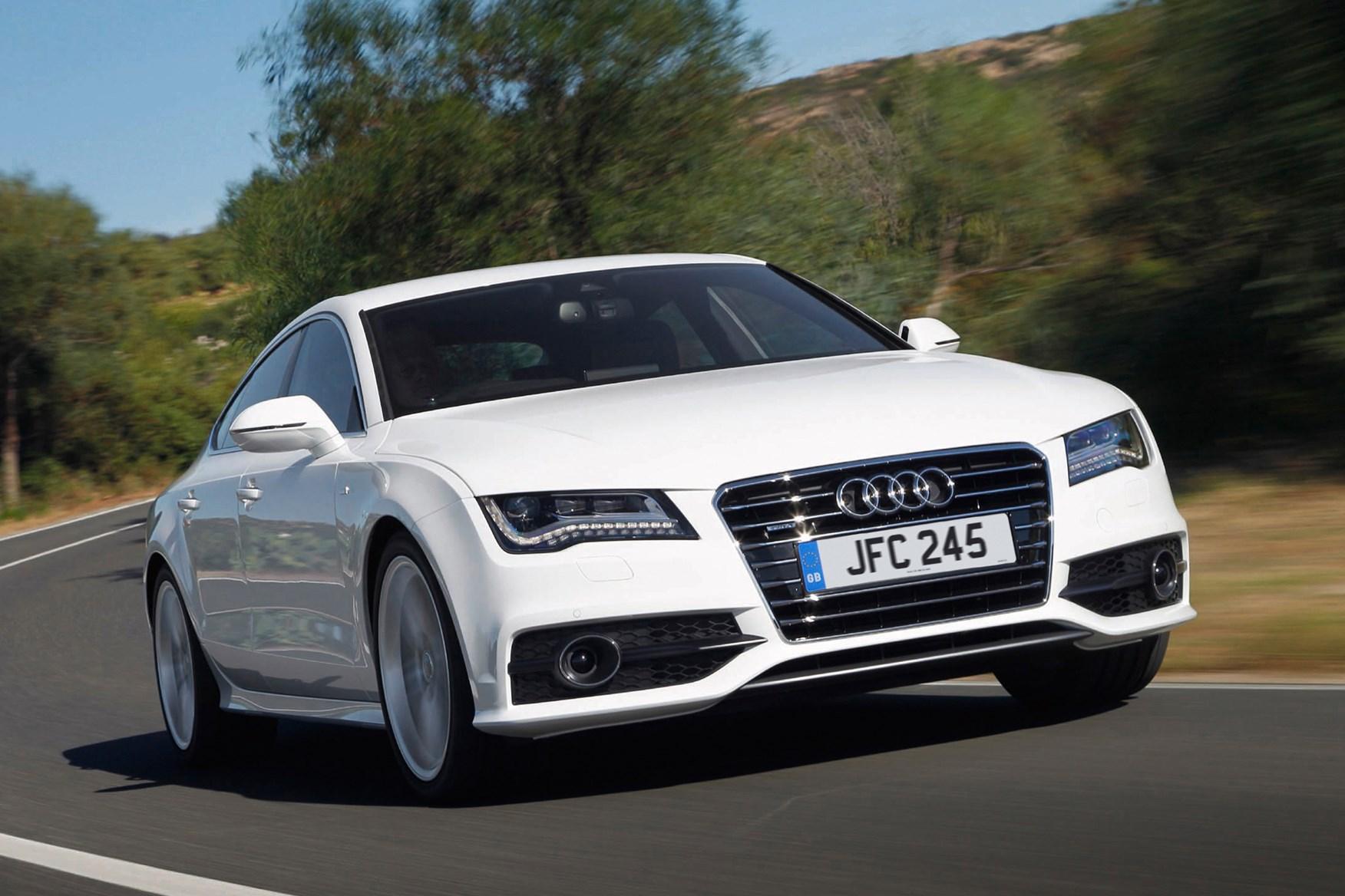Audi A7 Car Magazine