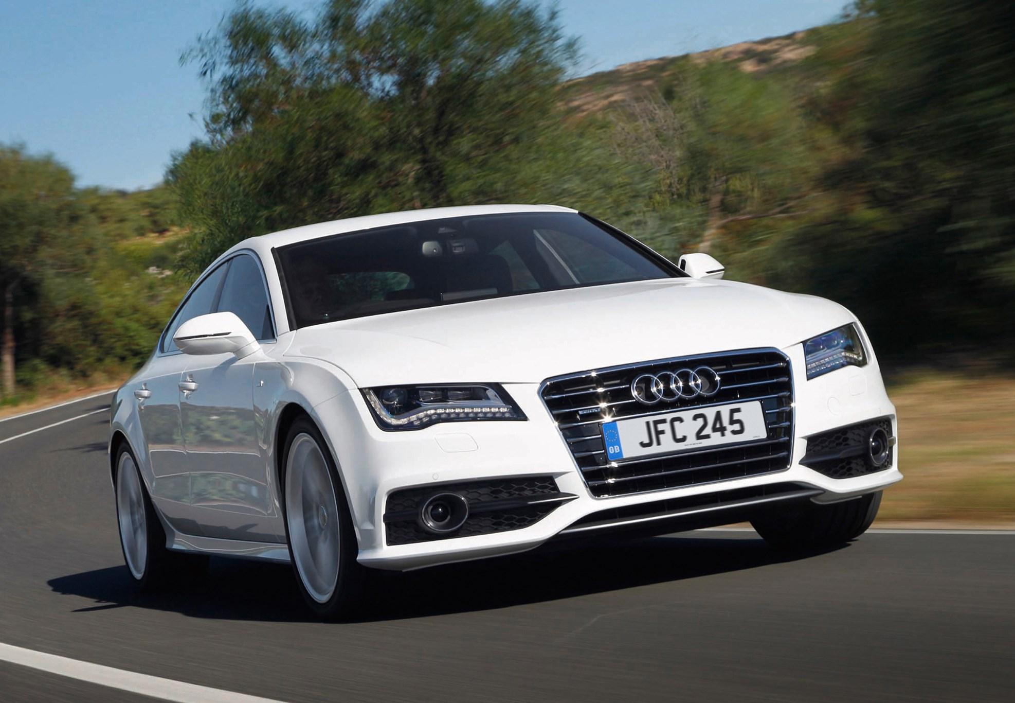 Audi A7 By Car Magazine