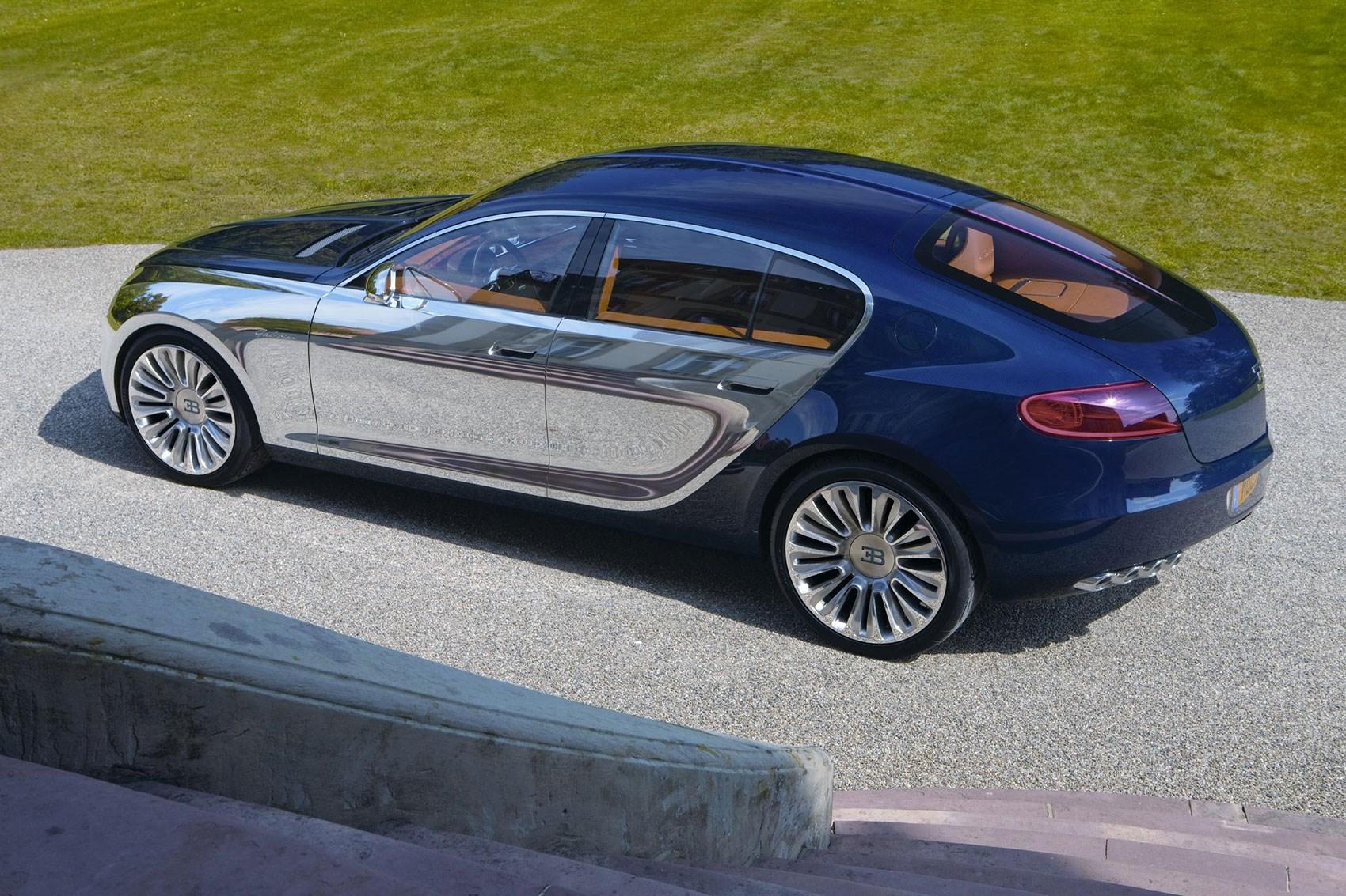 Bugatti Galibier | CAR Magazine