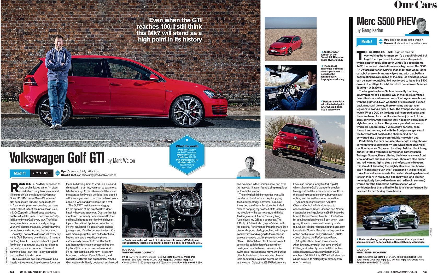 CAR magazine's Mark Walton is a big fan of the Mk7 VW Golf GTI