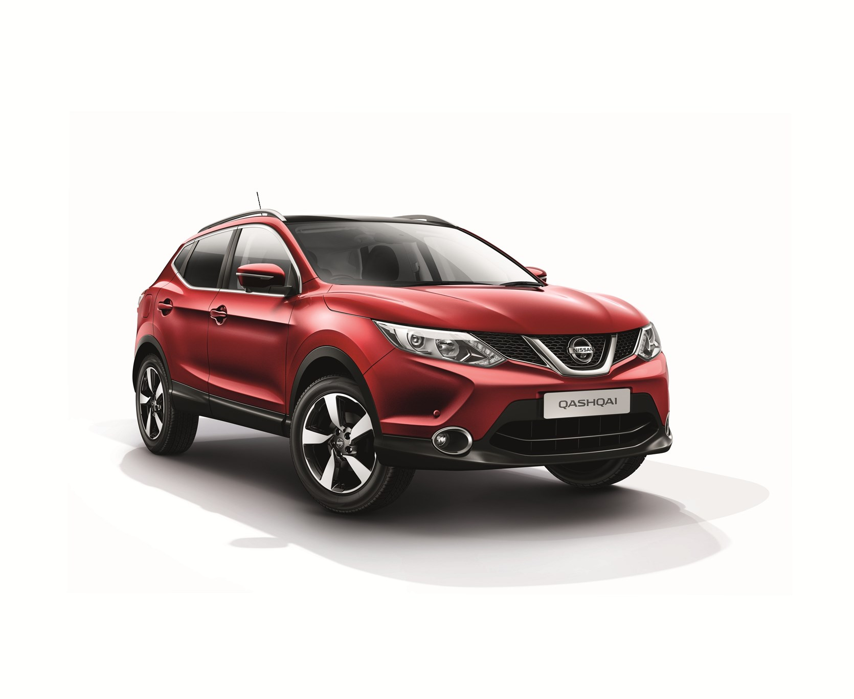 nissan qashqai by car magazine. Black Bedroom Furniture Sets. Home Design Ideas