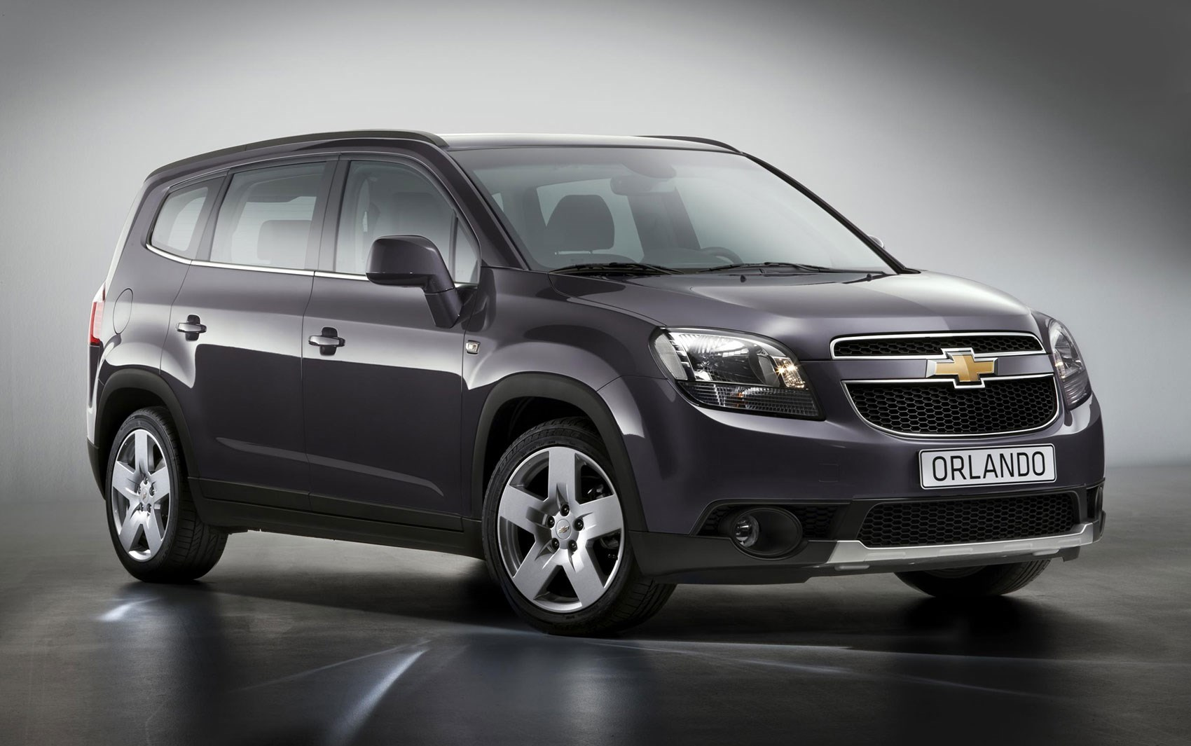 Chevrolet Orlando By CAR Magazine