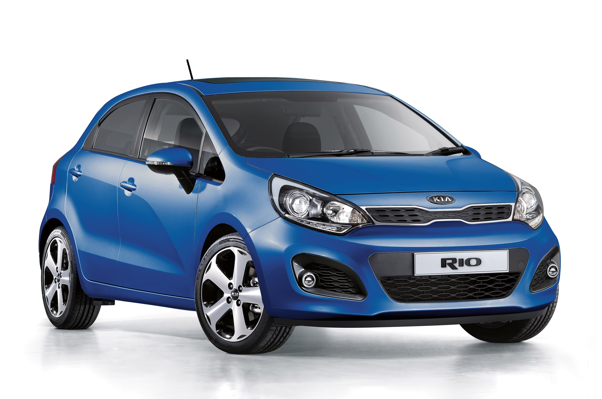 kia rio by car magazine. Black Bedroom Furniture Sets. Home Design Ideas