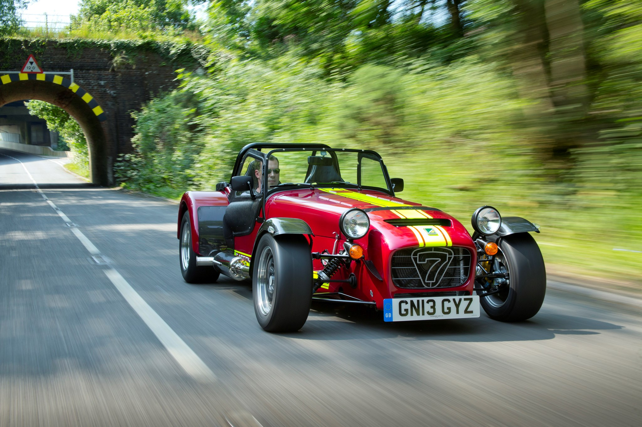 Caterham Seven By Car Magazine