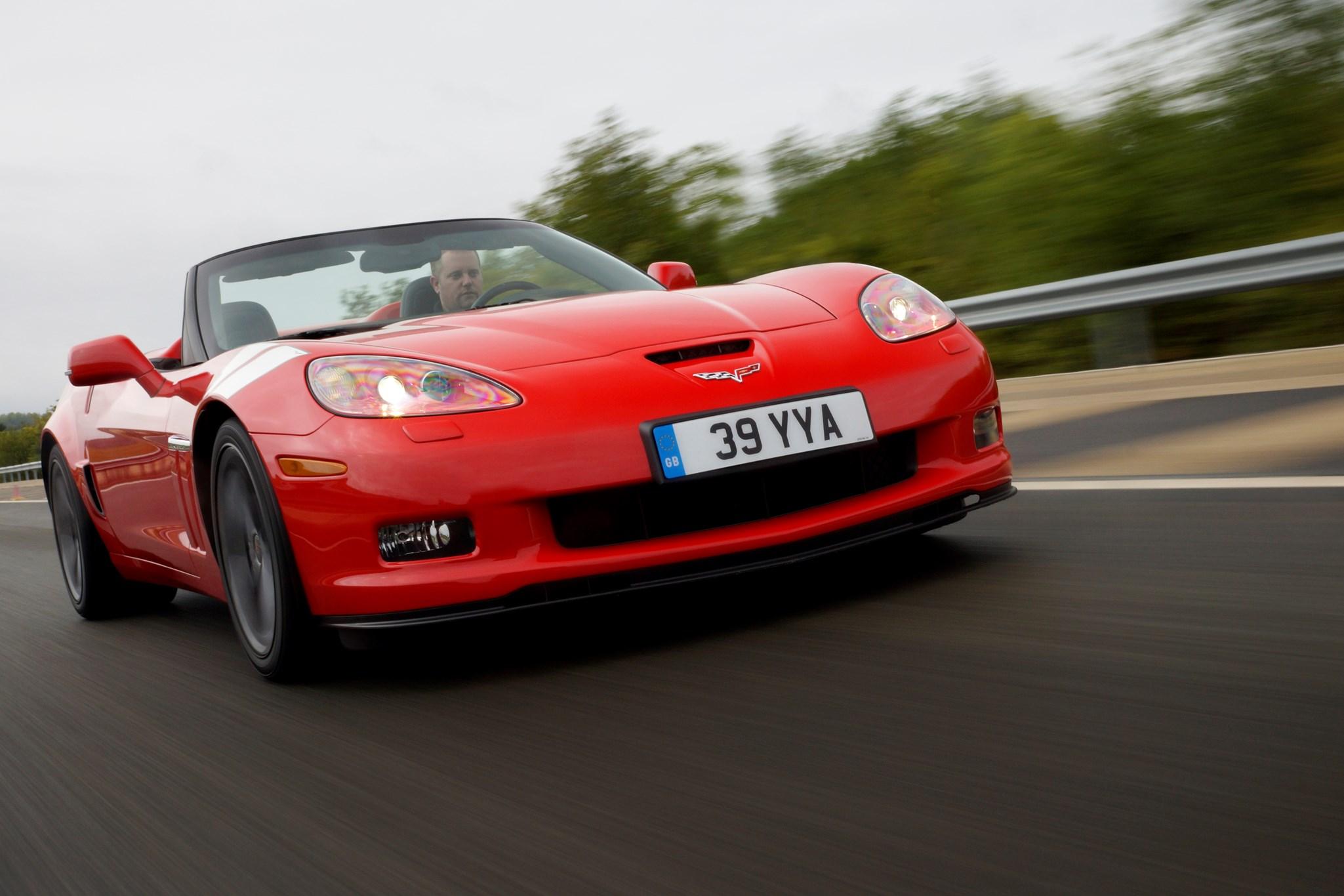 Corvette C6 by CAR Magazine