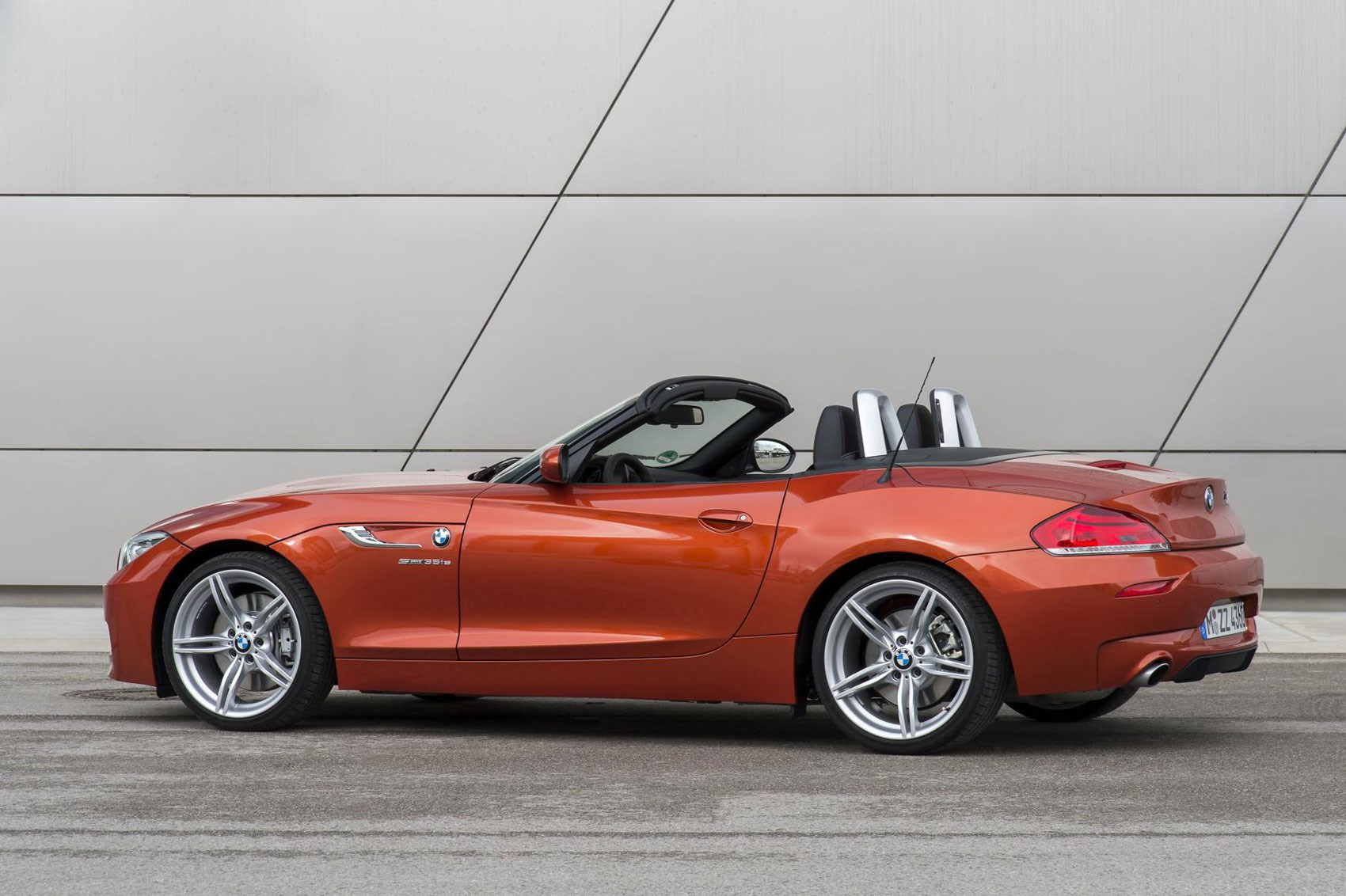 Bmw Z4 By Car Magazine