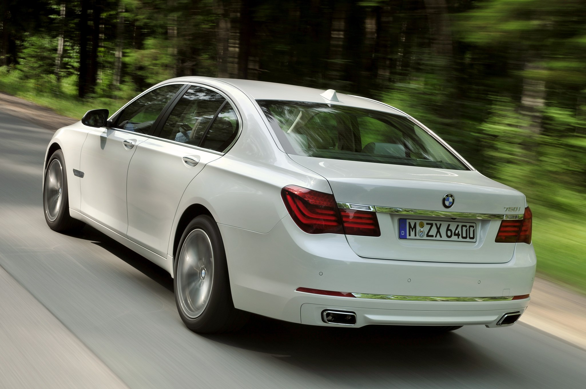 Bmw 7 Series Car Magazine