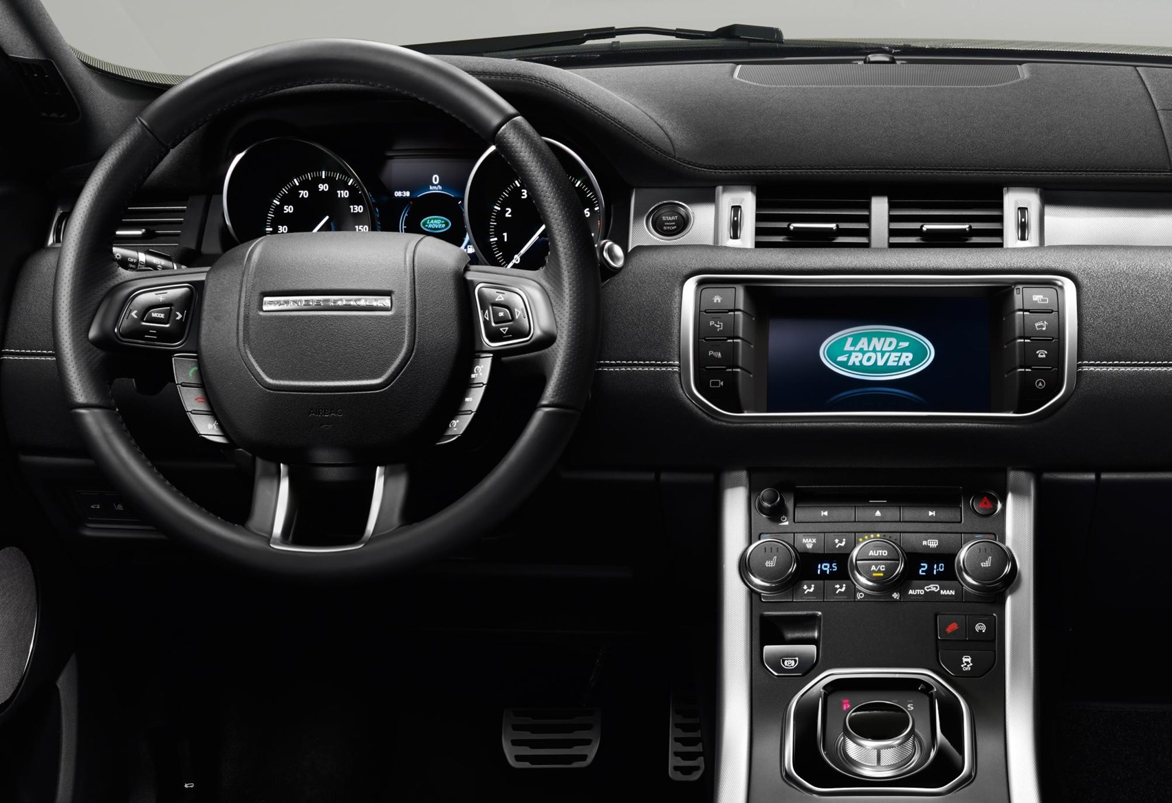 range rover evoque cabin of the 2016 evoque