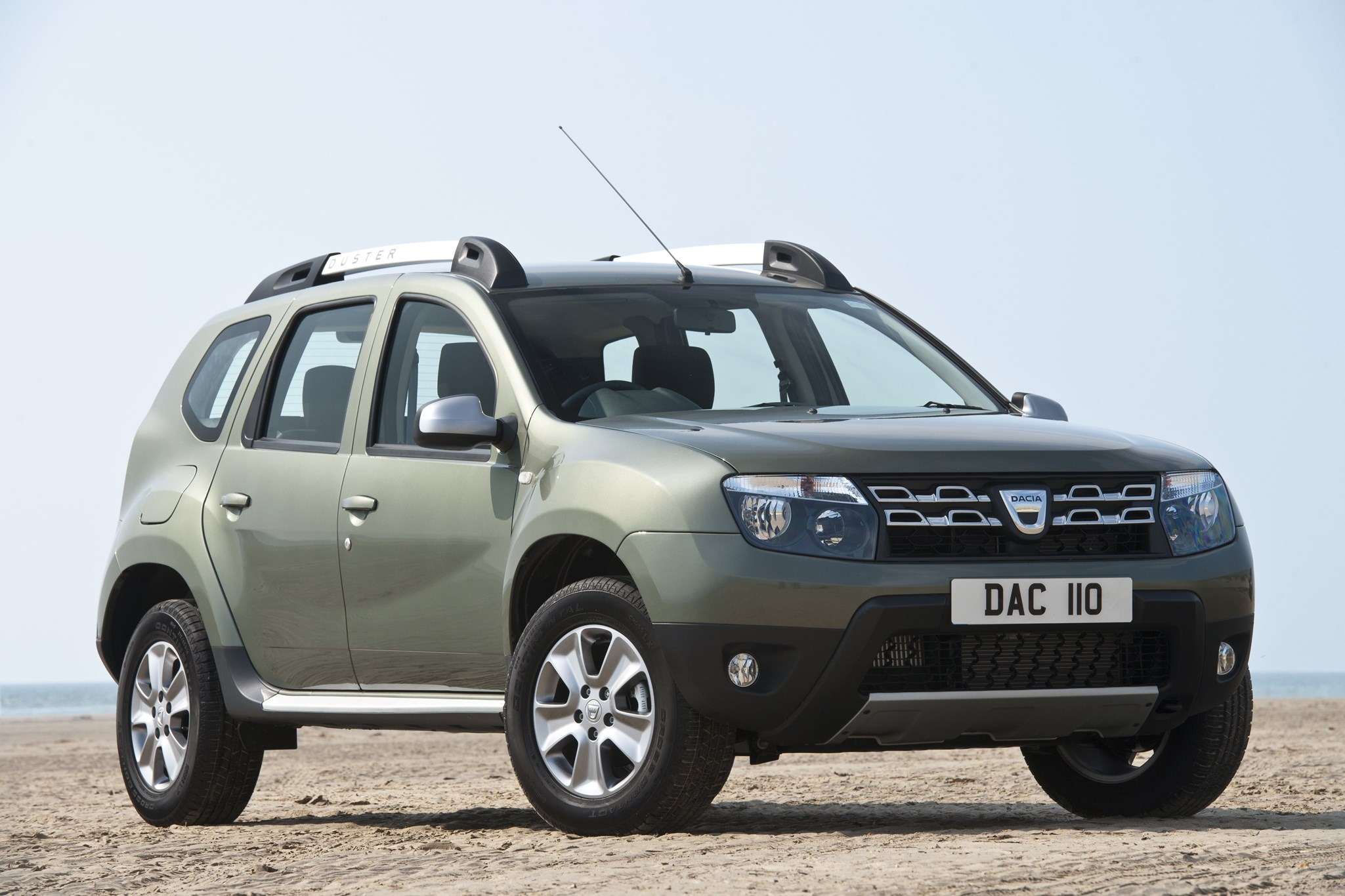 Dacia Duster By Car Magazine