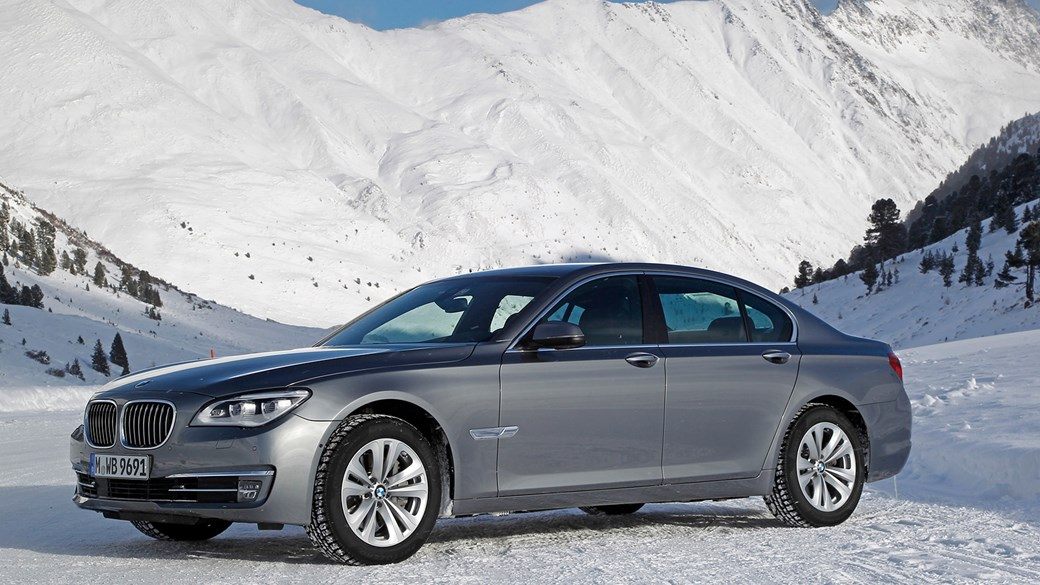 The F01 Era Bmw 7 Series First Of F Family In