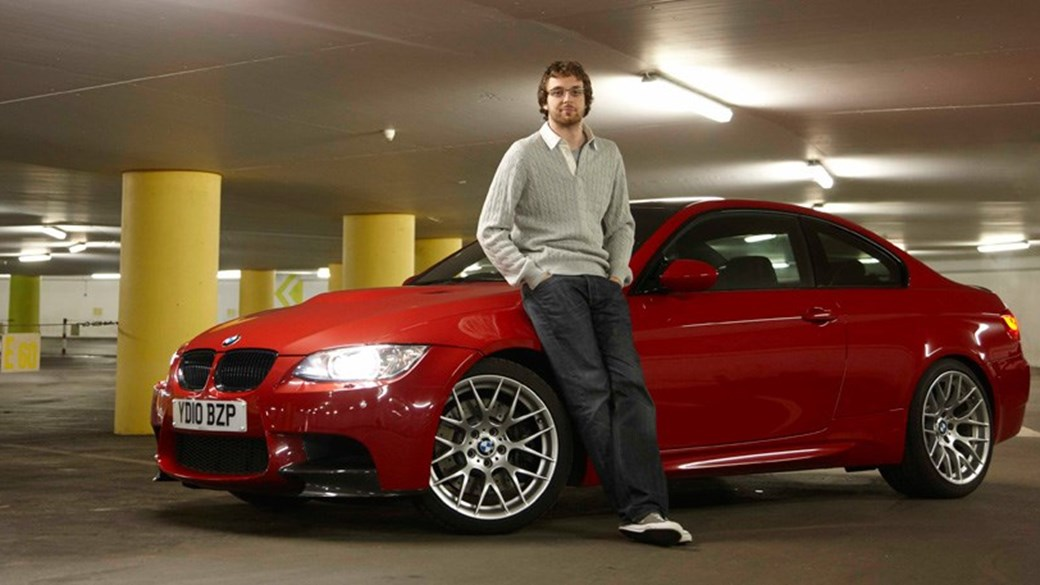 Our Ben Pulman And The E92 Bmw 3 Series Coupe