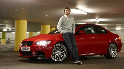 Our Ben Pulman and the E92 BMW 3-series Coupe