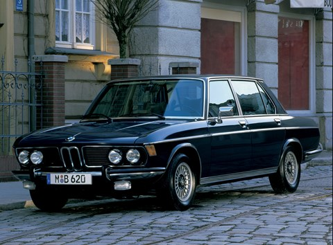 The BMW New Six (E3). One of the early BMW E codenames