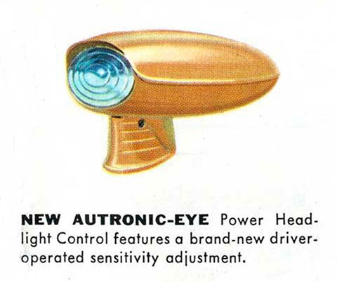 GM Autronic Eye