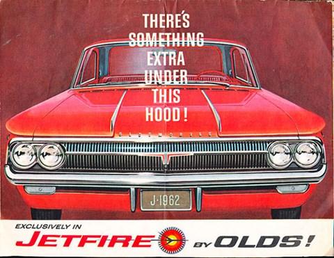 Oldsmobile F-85 Jetfire