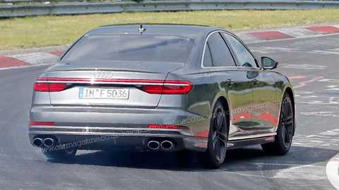 Audi | Spy Shots | CAR Magazine
