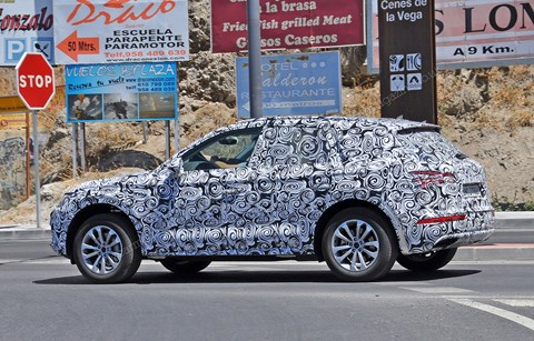 Yeni 2016 Audi Q5