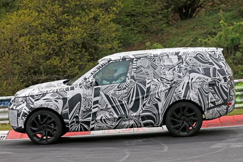 Land Rover Disco: the new 2017 model