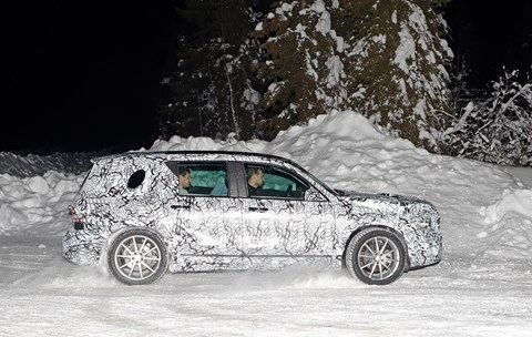 The new 2019 Mercedes-Benz GLB: spy photos, specs and prices