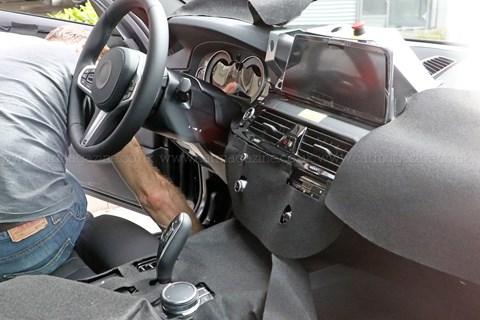 2016 BMW 5-series spy shots