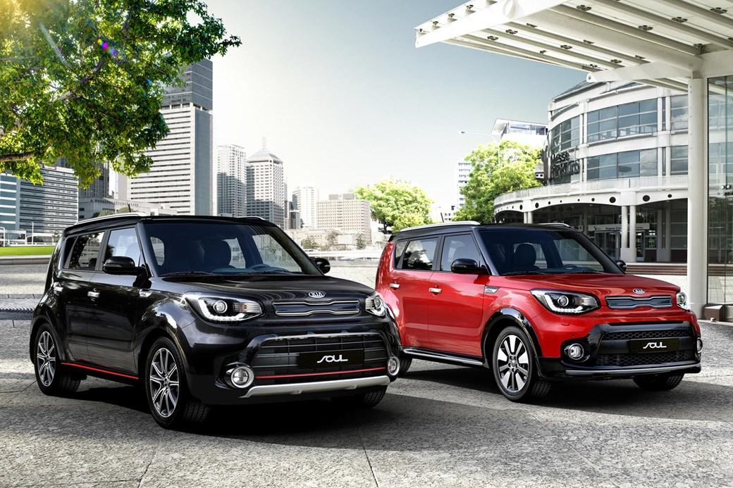 A new body for the Kia Soul in 2016 by CAR Magazine