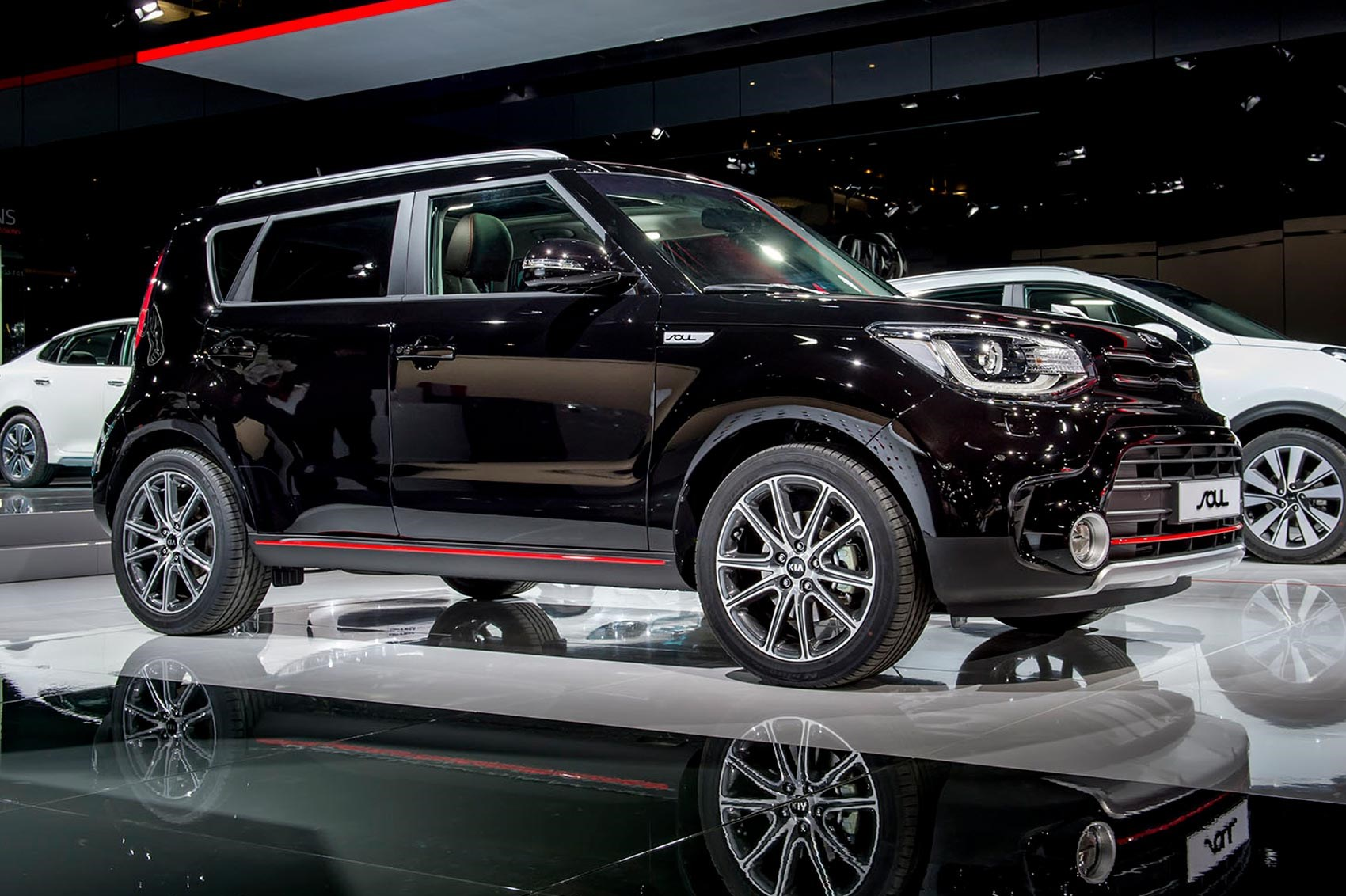 kia fires up the facelifted soul with turbo power by car magazine. Black Bedroom Furniture Sets. Home Design Ideas