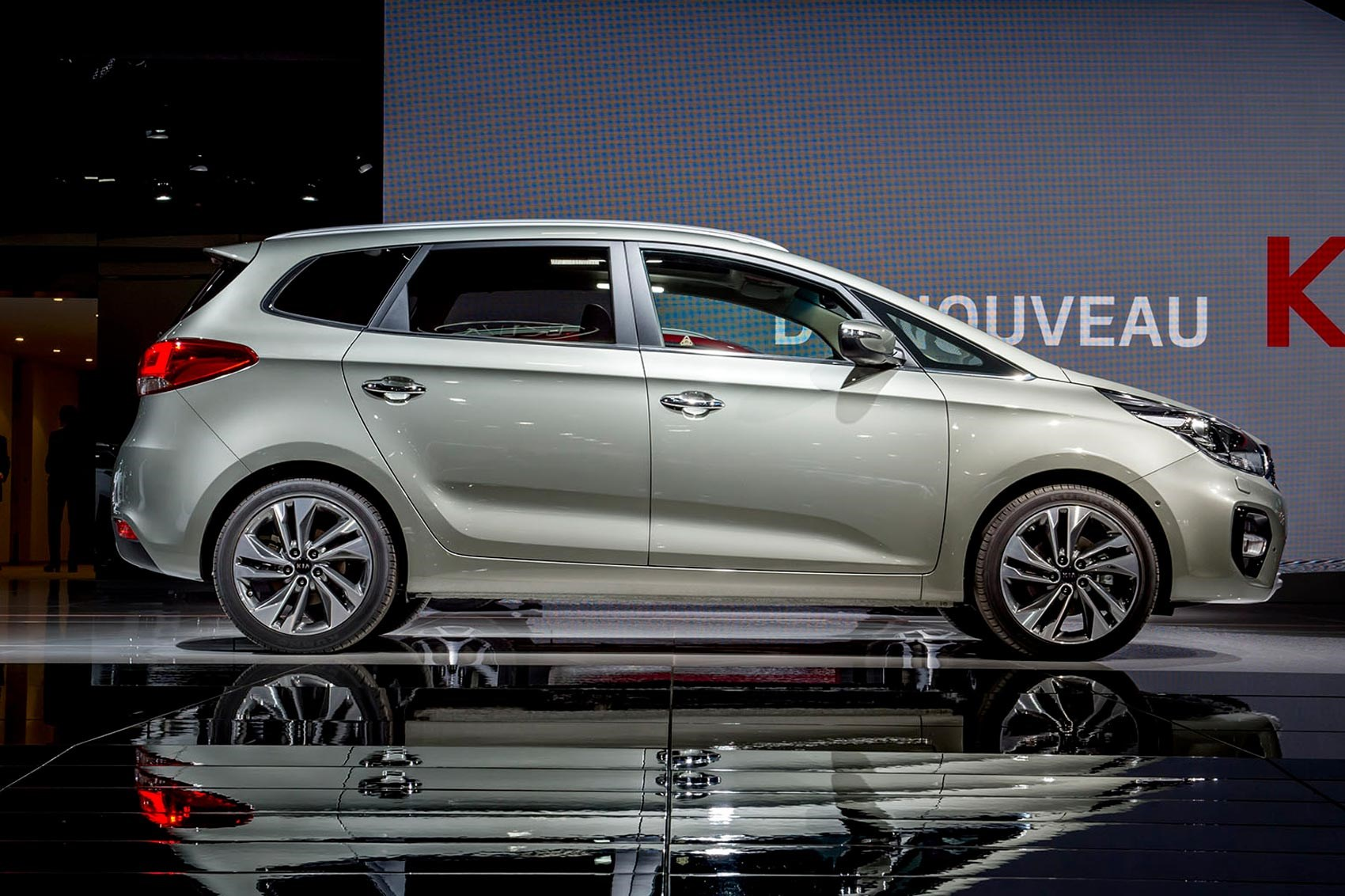 Kia Ramps Up Safety And Tech In Updated Carens CAR Magazine - Car show ramps