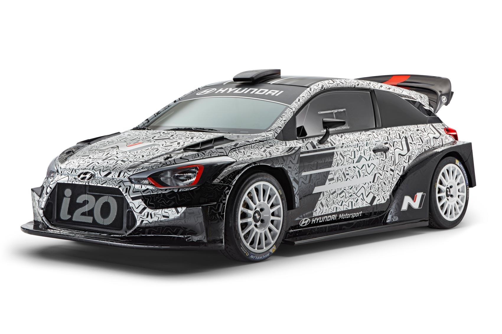Paris Motor Show: Hyundai RN30 280kW concept previews i30N hot hatch