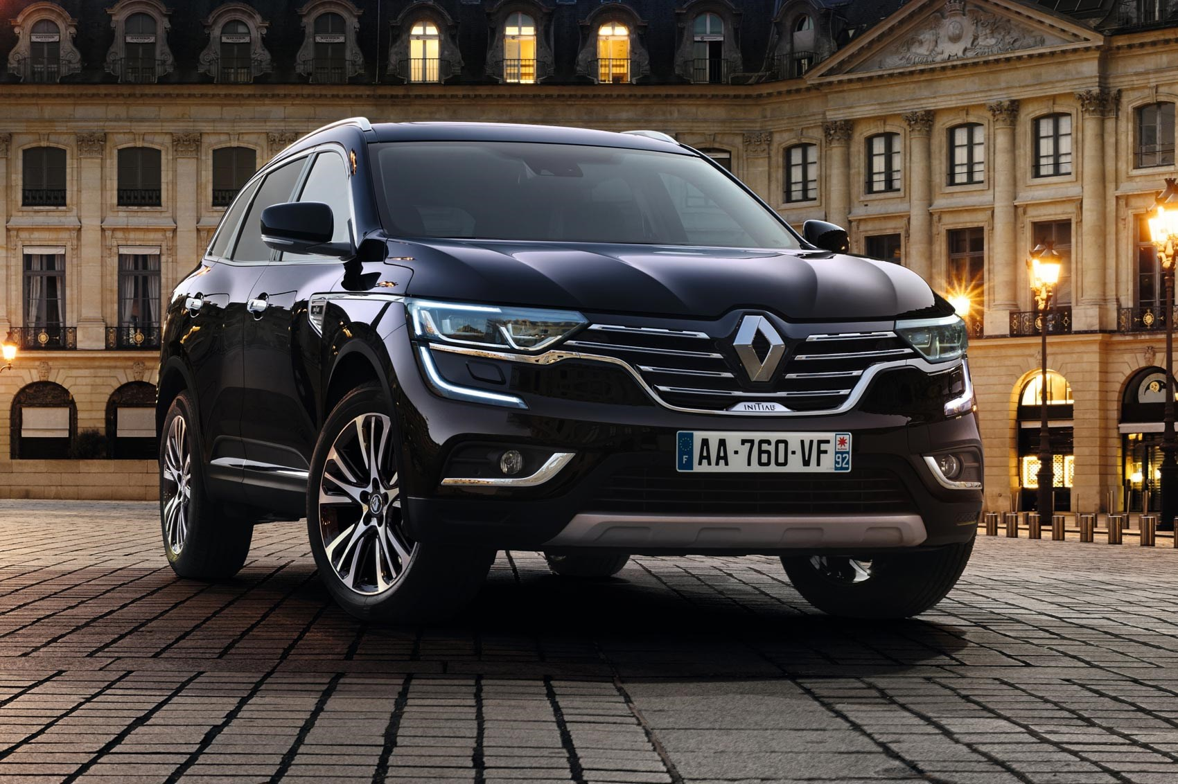 New Land Rover 2018 >> Upmarket Renault Koleos Initiale Paris revealed by CAR ...